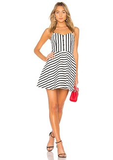 Alice + Olivia Nella Mini Dress