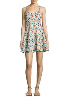 Alice + Olivia Nella Printed Dress