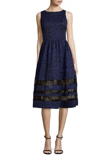 Alice + Olivia Odelia Knee-Length Dress