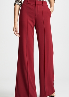 alice + olivia Paula Pintuck Pants