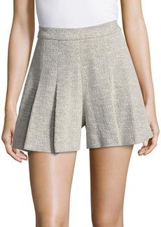 Alice + Olivia Pleated Shorts