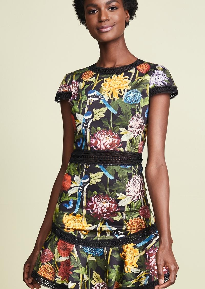 alice + olivia Rapunzel Dress