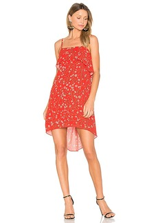 Alice + Olivia Reese Dress in Red. - size M (also in S,XS)