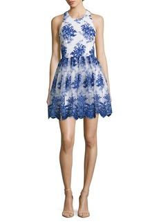 Alice + Olivia Reggie Racerback Dress