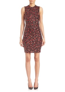 Alice + Olivia Rosalee Embellished Dress
