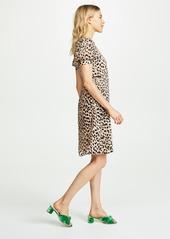 alice + olivia Rosette Dress