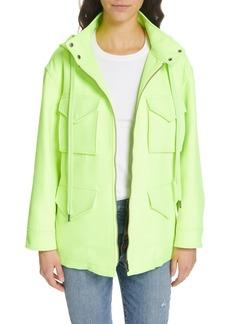 Alice + Olivia Russo Hooded Jacket