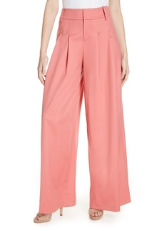 Alice + Olivia Scarlet Wide Leg Pants