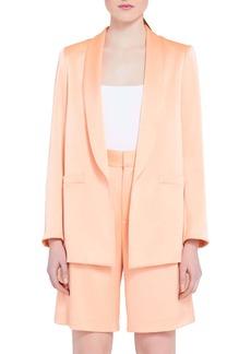 Alice + Olivia Shawl Collar Jacket