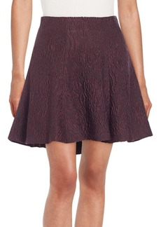 Alice + Olivia Sibel Hi-Lo Skirt