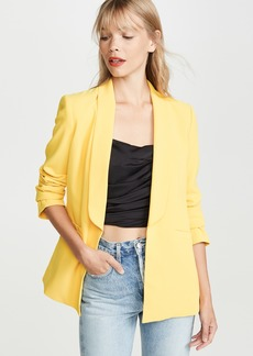 alice + olivia Skye Over Shoulder Sexy Boyfriend Blazer