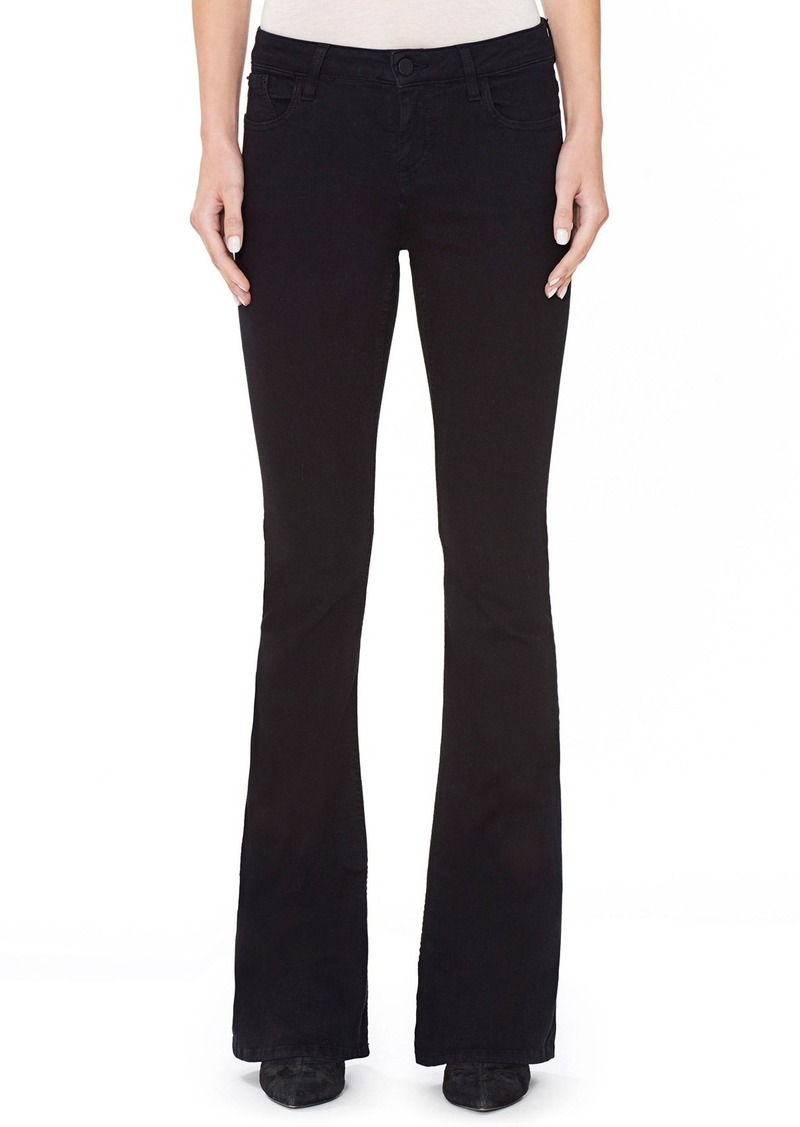 Alice + Olivia 'Stacey' Flare Leg Jeans