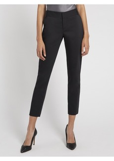 alice + olivia STACEY SLIM MID RISE PANT