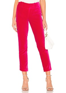 Alice + Olivia Stacy Slim Ankle Pant