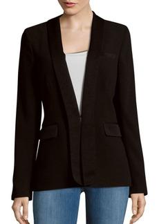 Alice + Olivia Stefani Long Sleeve Jacket