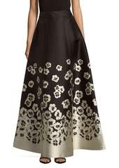 Alice + Olivia Suri Floral Printed Skirt