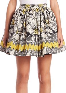 Alice + Olivia Tania Full Pouf Skirt