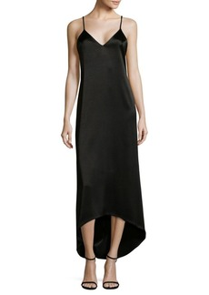 Alice + Olivia Trapeze Hi-Lo Dress