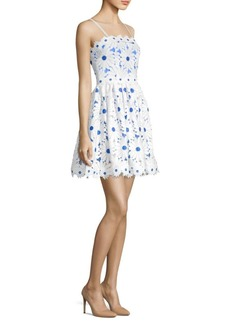 Alice + Olivia Vandy Lace Dress
