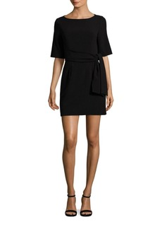 Alice + Olivia Virgil Wrap Dress