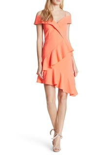 Alice + Olivia Vita Cold Shoulder Dress