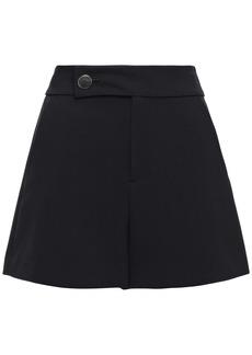 Alice + Olivia Woman Bradwin Crepe Shorts Black