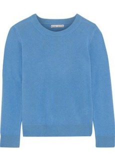 Alice + Olivia Woman Cashmere Sweater Blue