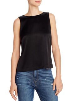 Alice + Olivia Alice and Olivia Mac Cowl-Back Tank
