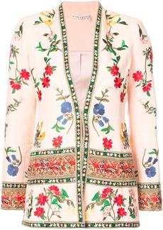 Alice + Olivia floral print jacket