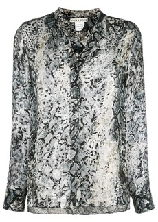 Alice + Olivia Amos tunic blouse