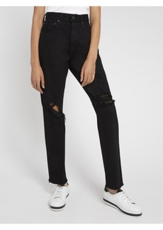 AO.LA by alice + olivia AMAZING HIGH RISE BOYFRIEND JEAN