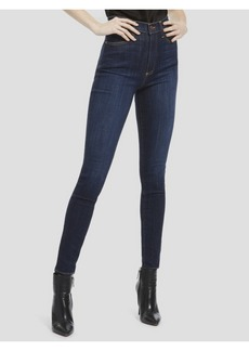 AO.LA by alice + olivia GOOD HIGH RISE SKINNY JEAN