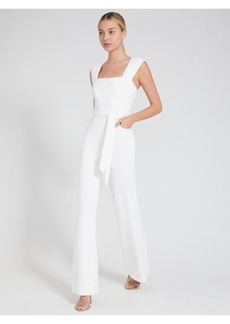 AO.LA by alice + olivia GORGEOUS PLEATED JUMPSUIT