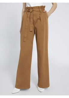 AO.LA by alice + olivia RYAN PAPERBAG WIDE LEG PANT