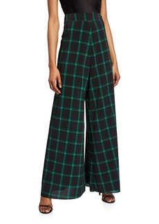Alice + Olivia Athena Wide-Leg Pants