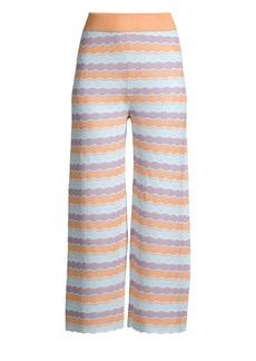 Alice + Olivia Basil Stripe Knit Pants