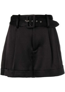 Alice + Olivia belted shorts