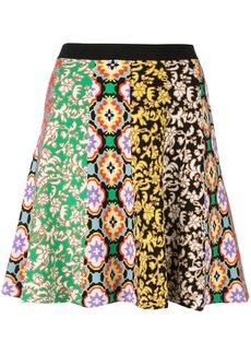 Alice + Olivia Bunnie combo mini skirt
