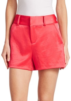 Alice + Olivia Cady High Waisted Shorts