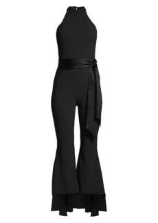 Alice + Olivia Carmel High-Low Jumpsuit