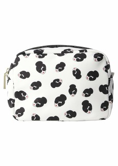 Alice + Olivia Carol Staceface Cosmetic Bag