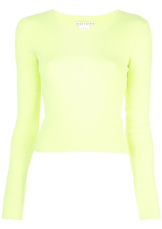 Alice + Olivia Ciara long sleeve jumper