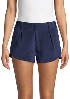 Alice + Olivia Classic Butterfly Shorts