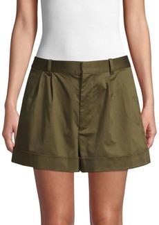 Alice + Olivia Conry A-Line Shorts