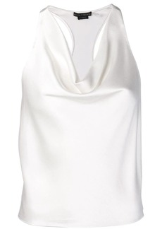 Alice + Olivia cowl neck blouse