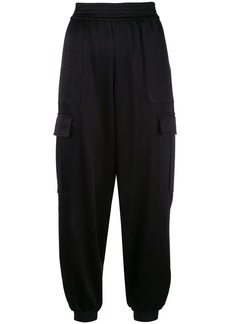 Alice + Olivia Dede tapered cropped trousers