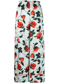Alice + Olivia Elba Paper Bag trousers