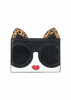 Alice + Olivia Elle Cat Ears Card Case