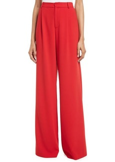 Alice + Olivia Eric High-Waist Pants