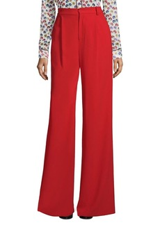Alice + Olivia Eric High Waist Trousers